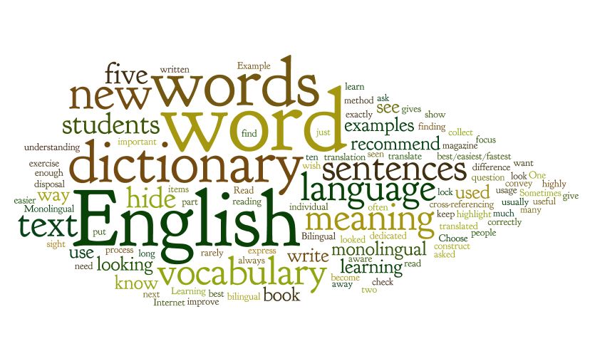 five-new-students-words